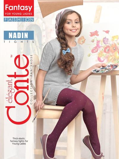 Колготки детские CONTE Fashion NADIN (152-158, 158-164)