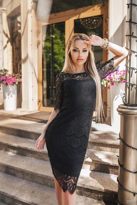 Платье-20663