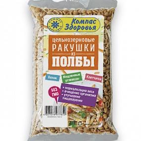 """Макароны """"Ракушки из полбы"""" 350 г"""