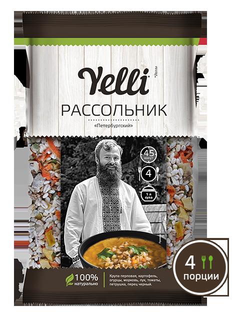 """Рассольник \""""Петербургский\"""" 100г"""