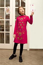 GFDJ4032 платье для девочек