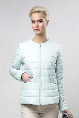 Куртка женская - Артикул: 63329 мята Куртка женская