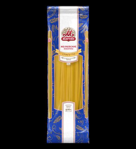 Желаево 0,4кг  Спагетти