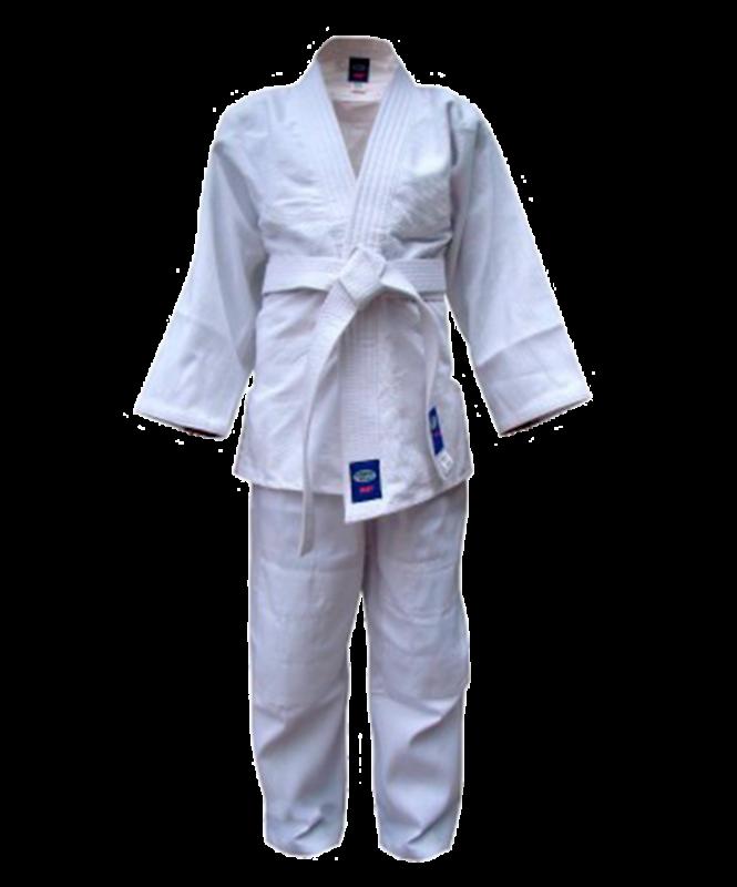 Кимоно дзюдо MA-301 белое, р.1/140
