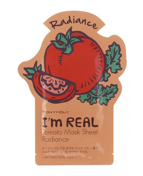 Маска для лица тканевая с томатом I\'m Real Томато Mask Sheet