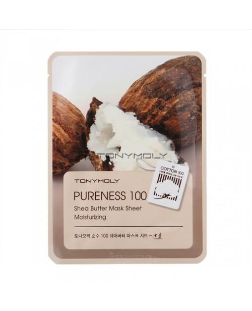 """Тканевая маска с экстрактом масла ши \""""Pureness 100 Shea Butter Mask Sheet\"""""""