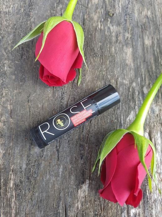 Rose бальзам для губ с шёлком и гиалуроновой кислотой 5гр
