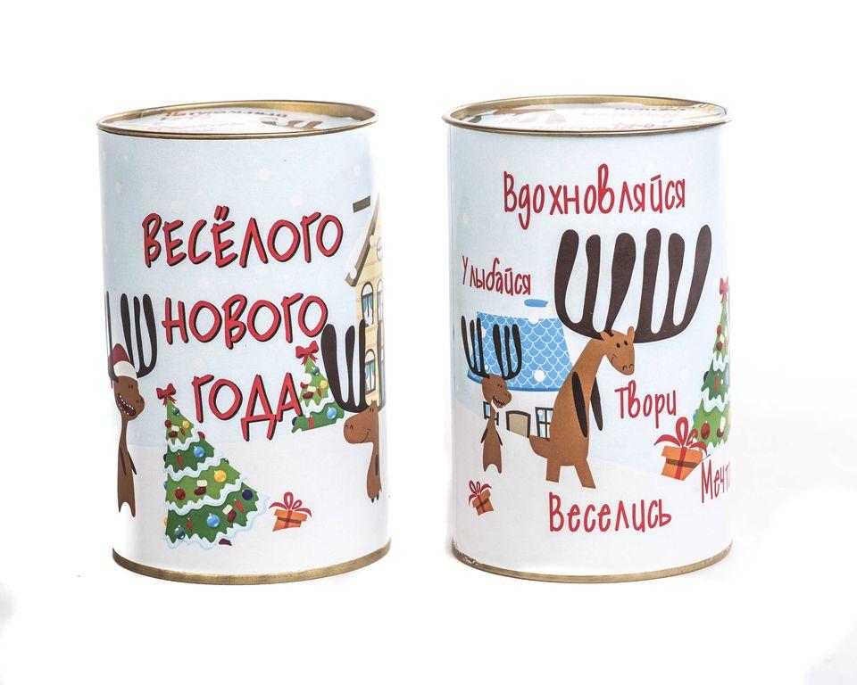 """Кофе """"Весёлого нового года"""""""