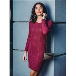 Платье вязаное 7181/071