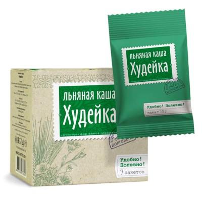"""Каша """"Худейка"""", порционная (пакетик 30 г) уп. 7 шт."""