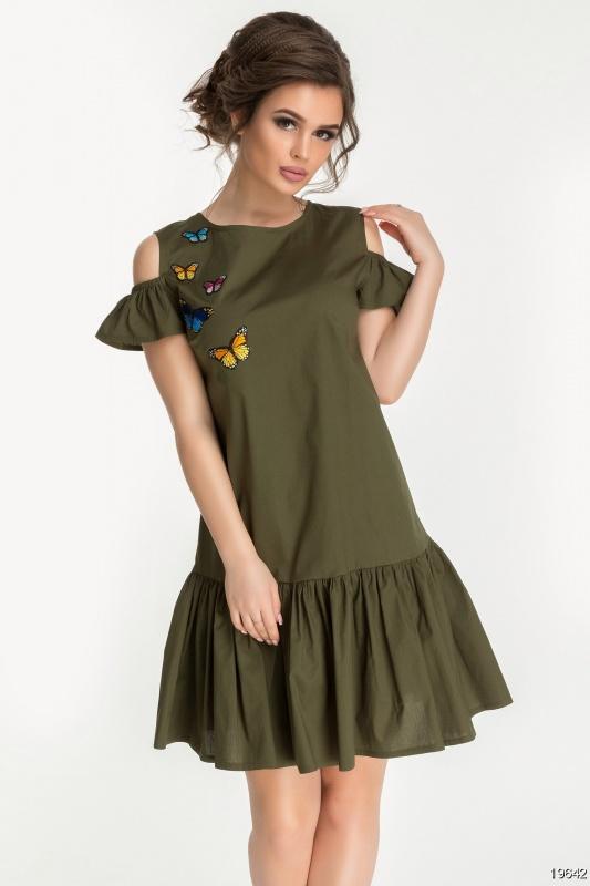 Платье-19642