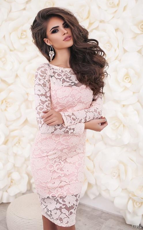 Платье-17812