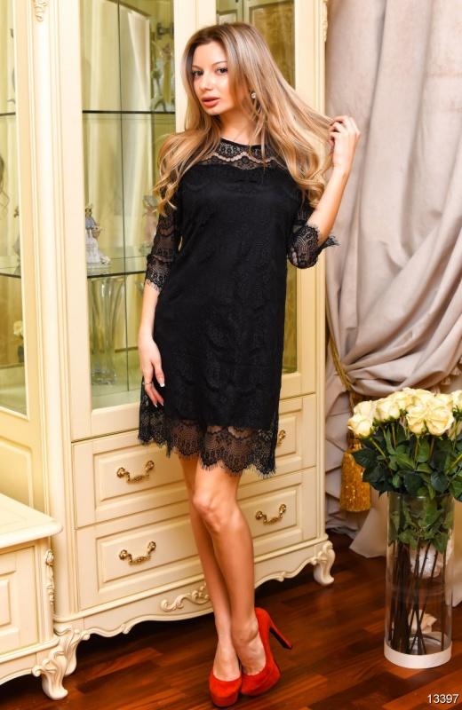 Платье-13397