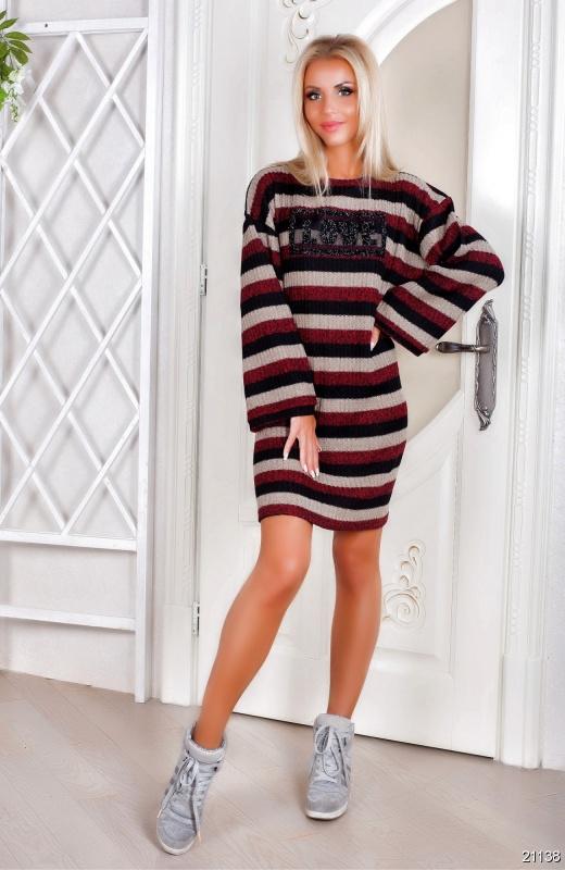 Платье-21138