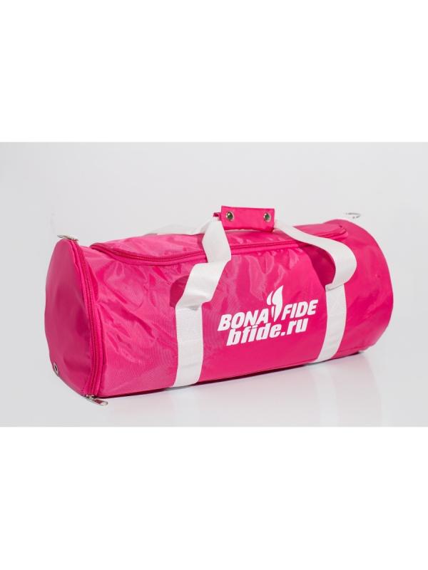 Спортивная сумка Bona WellFit (PINK)  Bona Fide