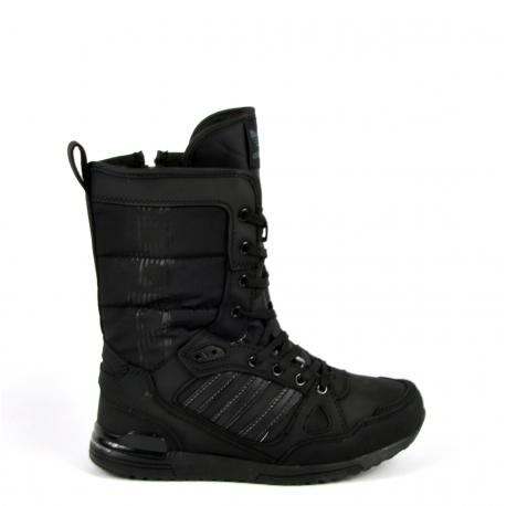 Private Ботинки зимние женские  Артикул: LZX-OM-830-3-BLACK