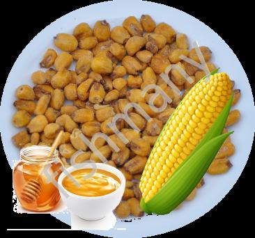 Жареная кукуруза с ГОРЧИЦЕЙ И МЕДОМ 1кг, заказ от 250г