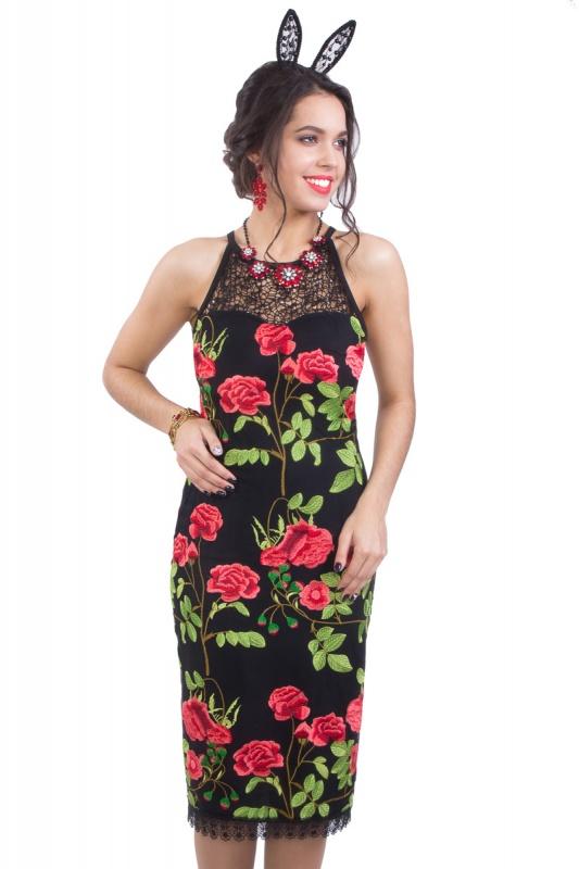 Платье П2-3706