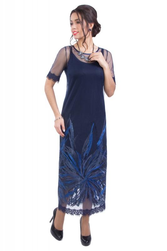 Платье П3-3708