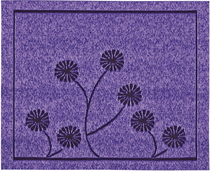 221570/30, салфетка 30х40 см, цвет - фиолет
