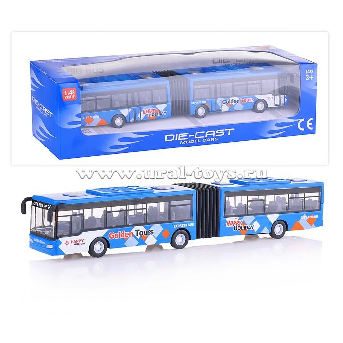 Автобус 632-30 в коробке