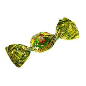 Карамель Кузнечик с оре.нач. 1,0 кг (Рахат)