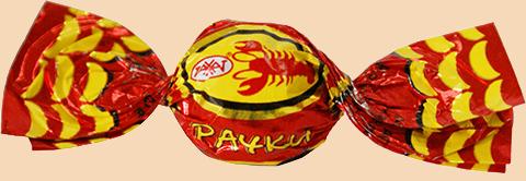 Карамель Рачки 1,0 кг (РАХАТ)