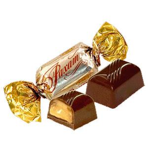 Конфеты Рахат шоколадные 1,0 кг (Рахат)