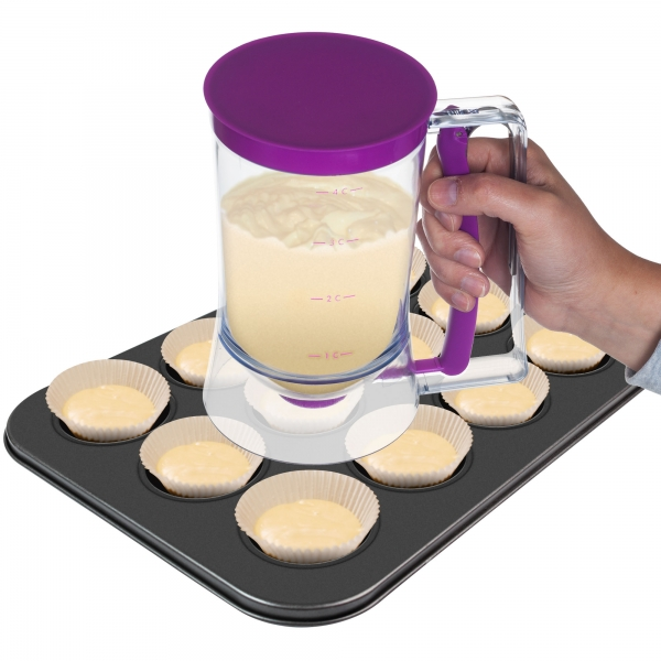 Дозатор для теста Pancake Batter Dispenser