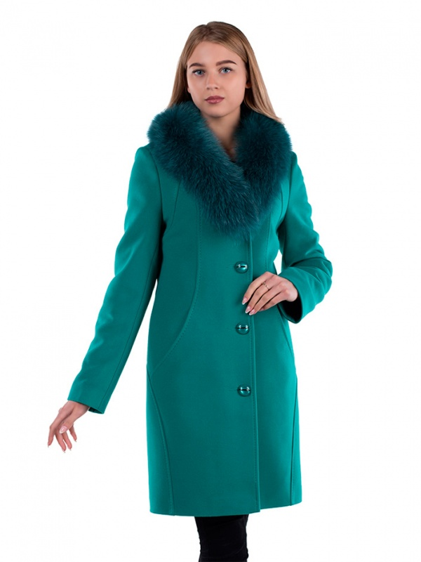 Пальто утепленные женские  Артикул: ПУ-2071