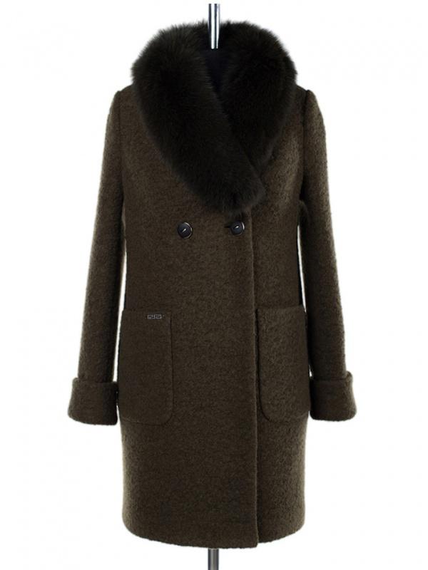 Пальто утепленные женские  Артикул: ПУ-2106
