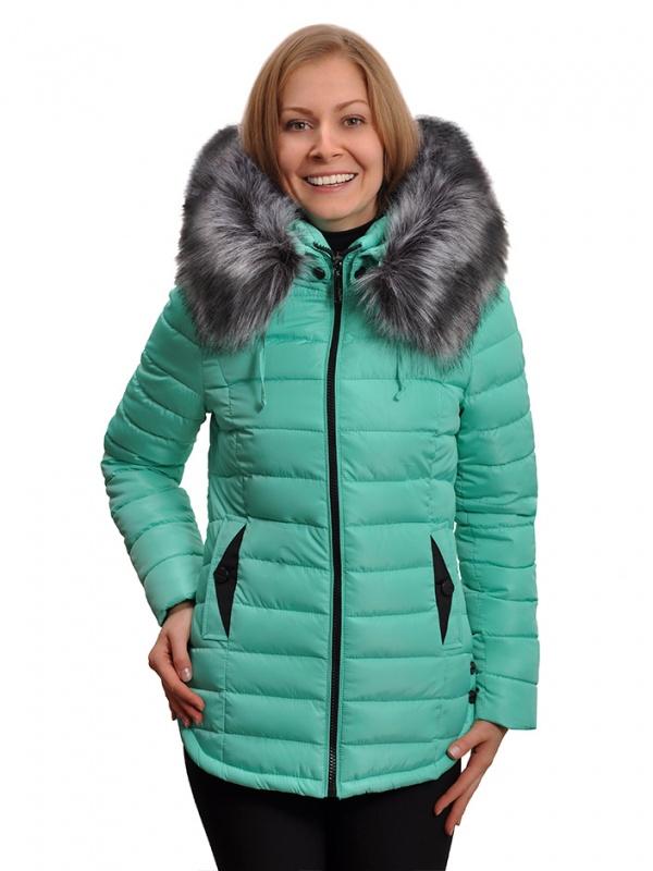 Куртка утепленная женская  Артикул: Ку-1254