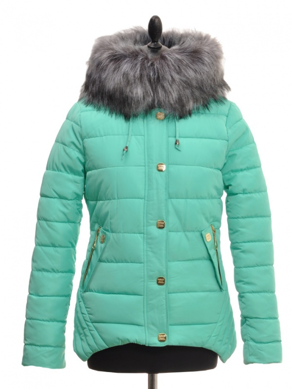 Куртка утепленная женская  Артикул: Ку-1312