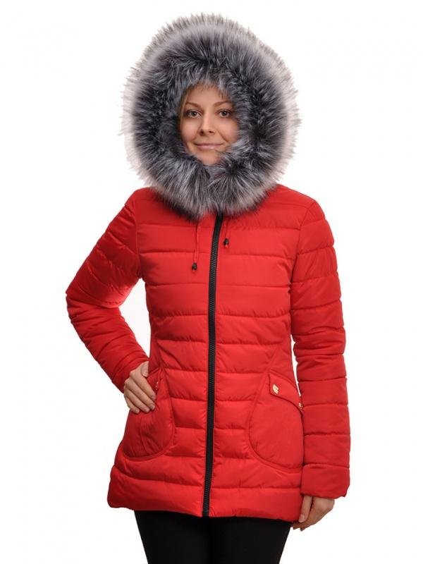 Куртка утепленная женская  Артикул: Ку-1282