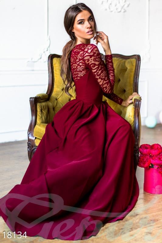 Pure Длинное вечернее платье