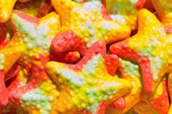 Йогуртные звёзды   1 «Trolli» ι Германия 100г