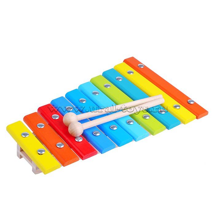 Ксилофон 10 нот