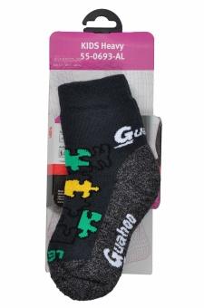 термоноски средние GUAHOO Kids 55-0693 - AL / DGY темно-серый