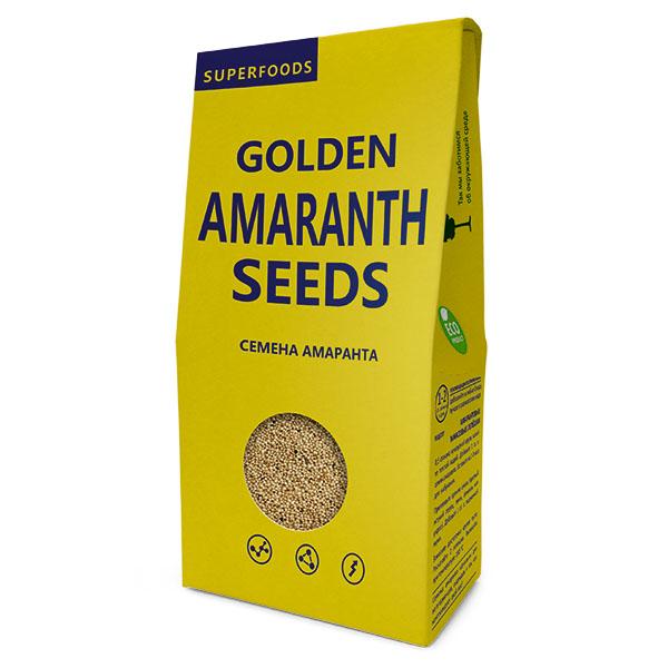 Семена  амаранта 150 г (Golden Amaranth Seeds)