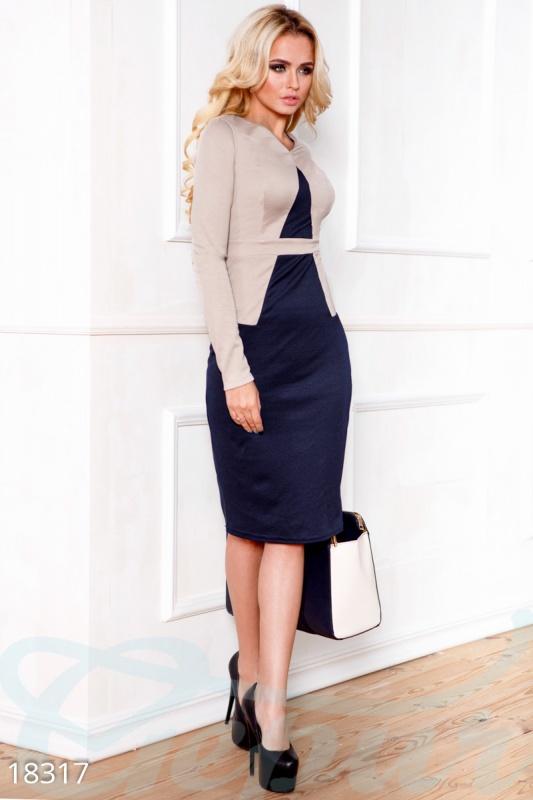 Graceful Офисное платье футляр