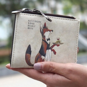кошелек W-1122-FOX