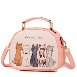 сумка BBB-09091-PINK
