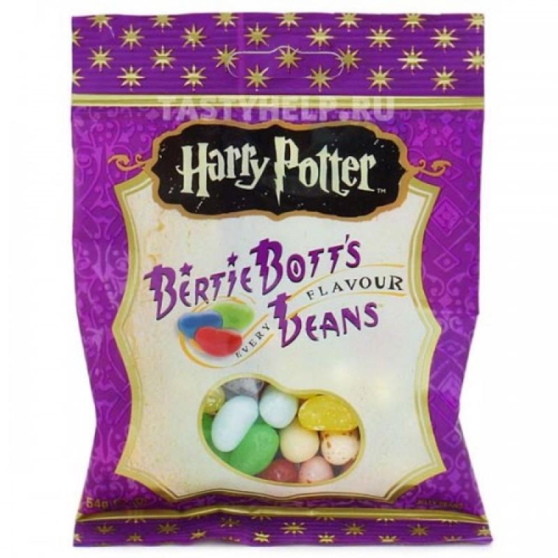 Harry Potter Bertie Boot\'s 54г