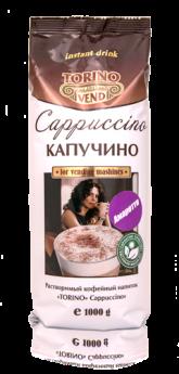 Кофейный напиток «Капучино» TORINO Amaretto 1000 г