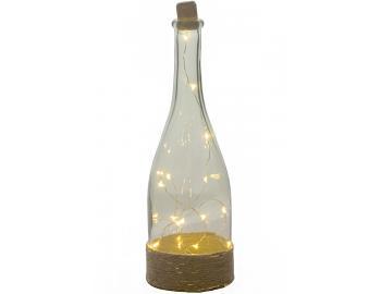 Бутылка с лампочками В04645