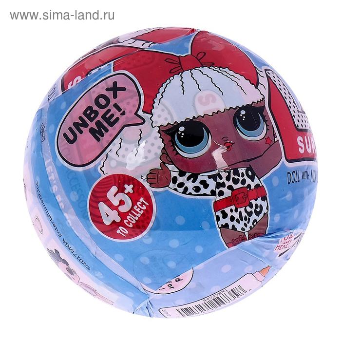 Кукла в шаре большая
