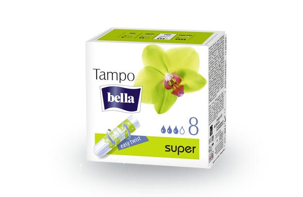 TAMPO BELLA 8шт Premium Comfort Super