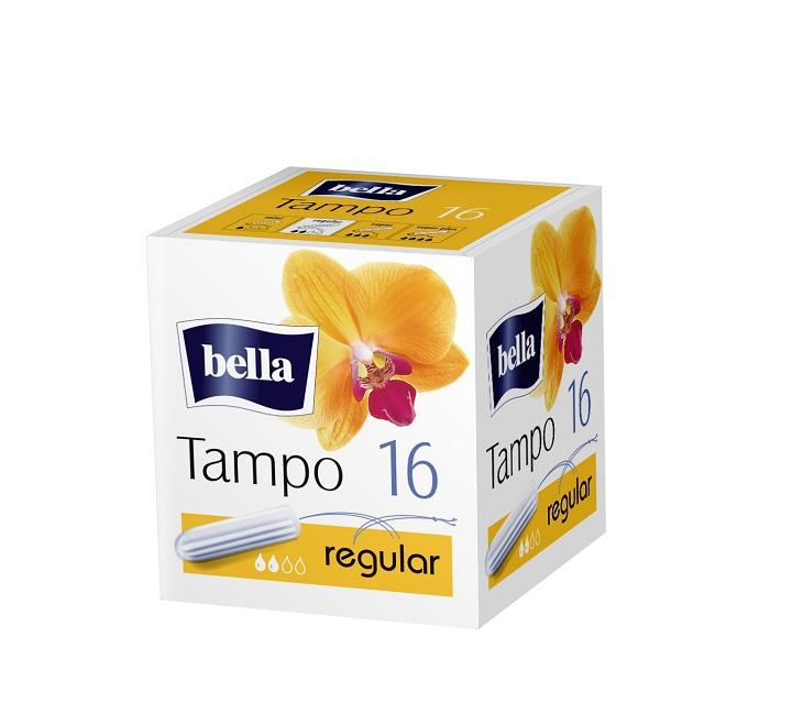 TAMPO BELLA 16шт Premium Comfort Regular