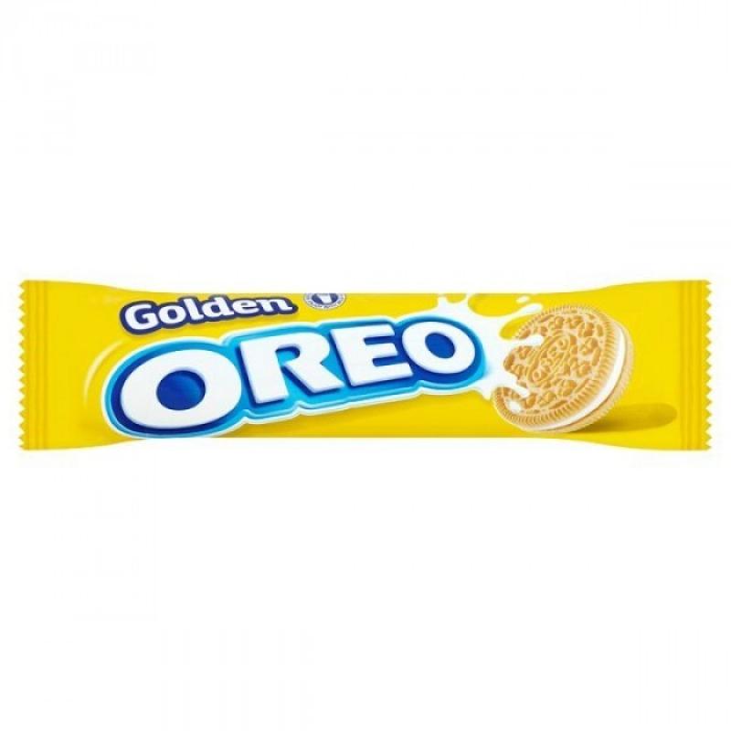 Печенье OREO 154гр голден