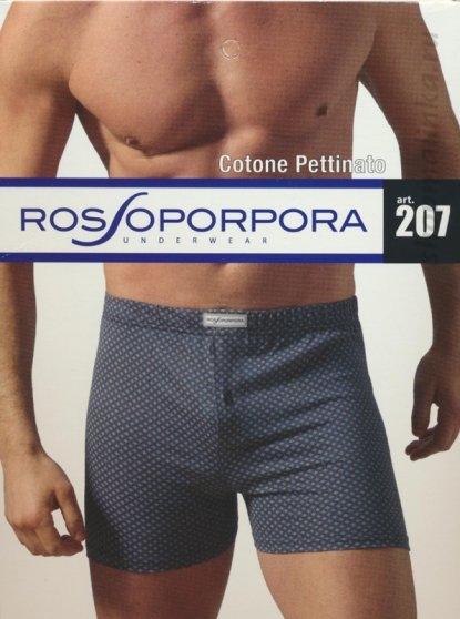 Трусы боксеры Rosso Porpora 207